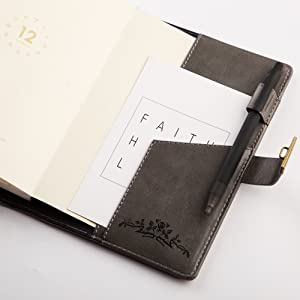 Lock Diary Leather Locking Journal Writing Notebook Vintage Lock Planner Agenda Personal Diary Gray