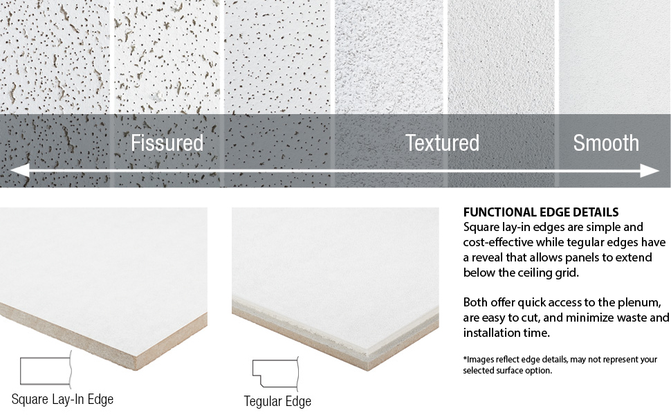 Humiguard Plus Acoustic Ceilings For Suspended Ceiling Grid