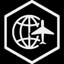 Unload the Firearm Lock case Place in check baggage Declare firearm Airline Kiosk Attendant