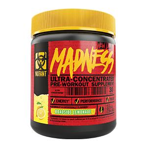 pre-workout protein powder supplement