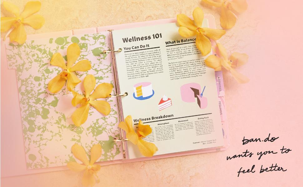 ban.do Wellness Planner
