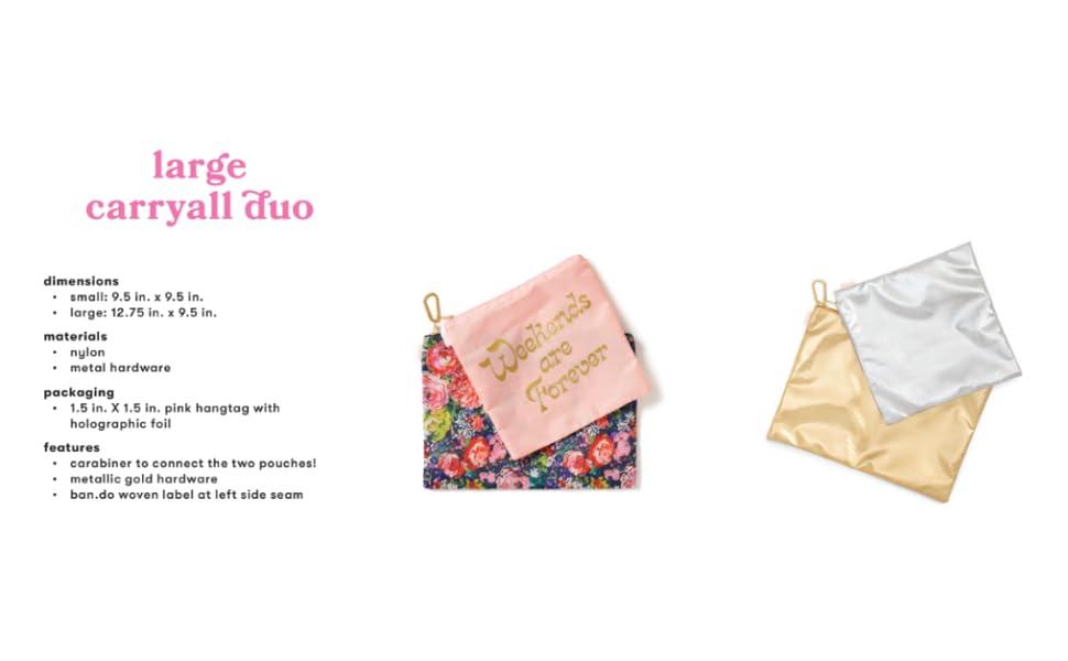 Amazon.com: Ban.do Carryall Duo - Zapatillas para mujer ...