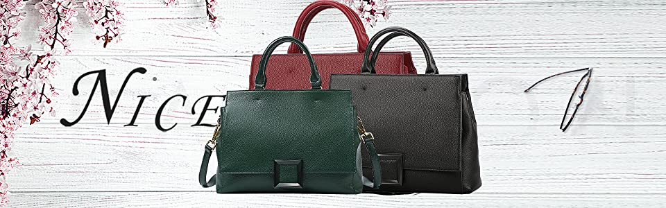 Genuine Leather Handbags for Women Top-handle Handbags Leather ... 754c947d7c062