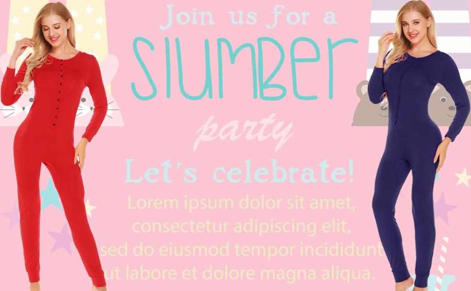 65a0f20715c4 Ekouaer Bandage One Piece Pajama Romper Long Sleeve Jumpsuit Sleepwear For  Women
