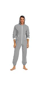 6b41b96d405 Amazon.com  Ekouaer Women s Jumpsuit One Piece Non Footed Pajama ...