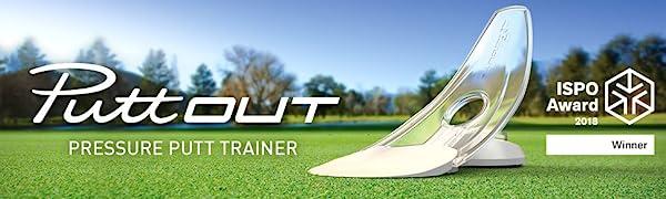 PuttOUT Pressure Putt Trainer