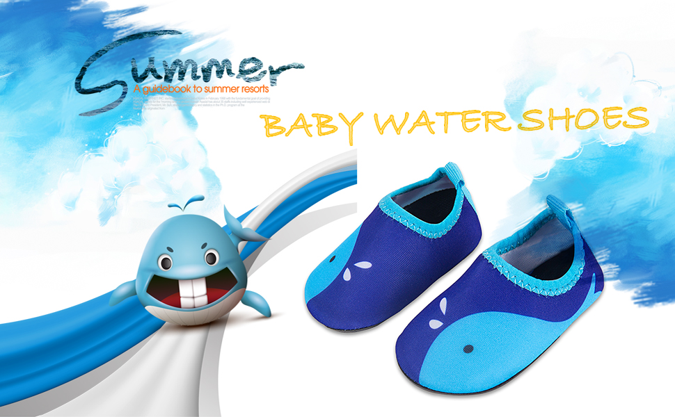 lauwodun baby water shoes swim shoes beach shoes barefoot shoes walking shoes infant toddler