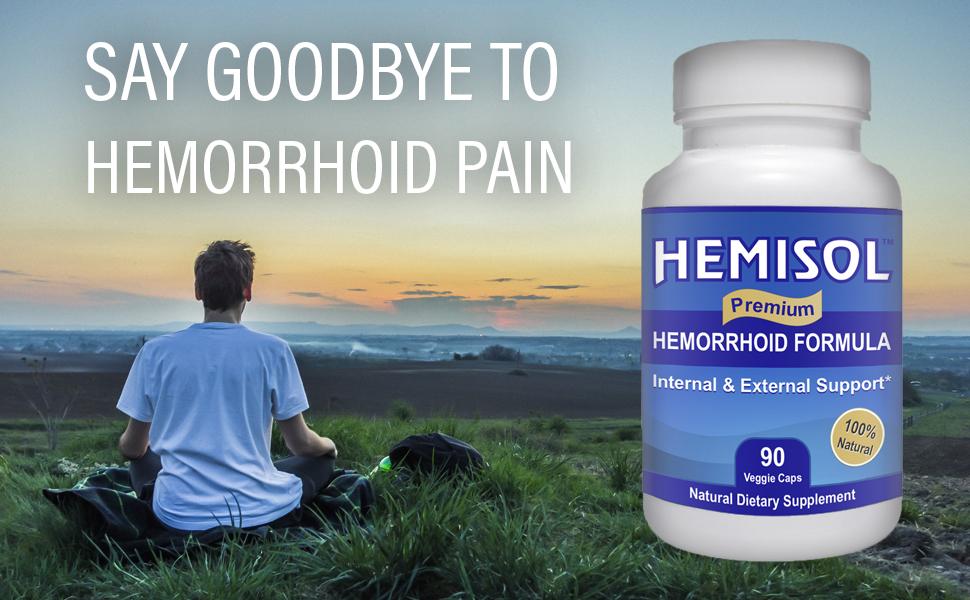 Amazon.com: hemisol para las hemorroides, 1: Health ...