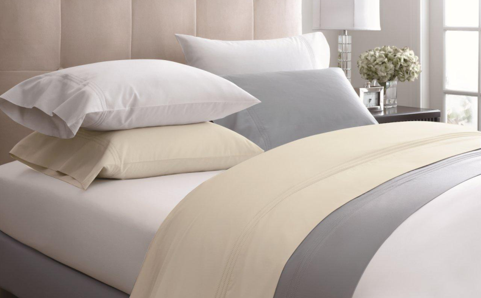 Amazon Com 1 Bed Sheet Set Highest Quality 700 Thread Count
