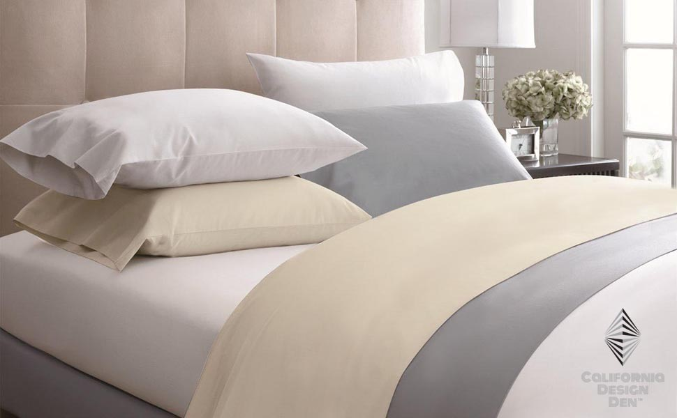 High Quality Dress Your Home Bedding And Make It Look Elegant With A Luxurious Selection  Of Super Soft, High Thread Count Best Bed Sheets Set