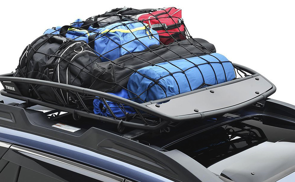 Struggling To Tie Down Those Loose Items On Your Cargo Basket Or Roof Rack?