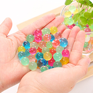 sensory toys water beads motor skill toys water beads kit non toxic water beads