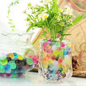 water beads decorations reusable water beads non toxic water beads pool water beads summer gel beads