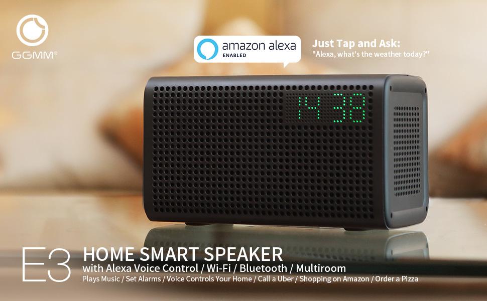 GGMM E3 Wireless Speaker
