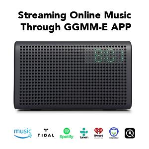 GGMM Wireless speaker