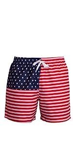 251a77795f Meripex Apparel American Flag Men's 5.5