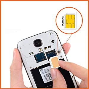 All Three Adapters Are Machine Carved With Precise Design To Fit Both Your Sim Card And Phones Tray Perfectly Without The Need