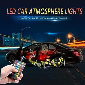 car led lights interior