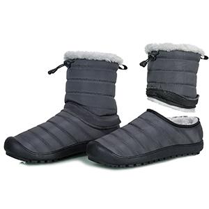 mid calf boots for men
