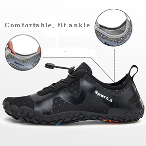 Water Shoes for Men and Women Barefoot Quick Dry Aqua Sock