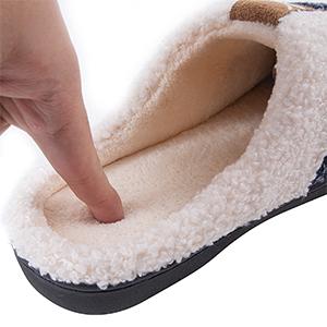 women memory slippers