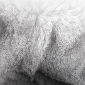 fur lined booties women
