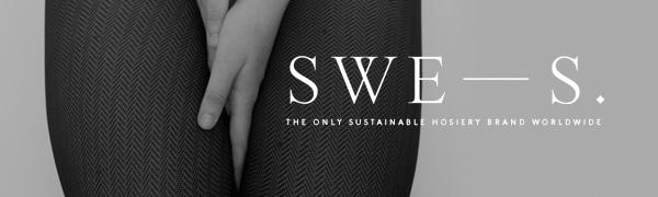 Swedish Stockings Pantyhose Tights Socks Knee High Thigh High SWE-S Italy Sheer Opaque Denier