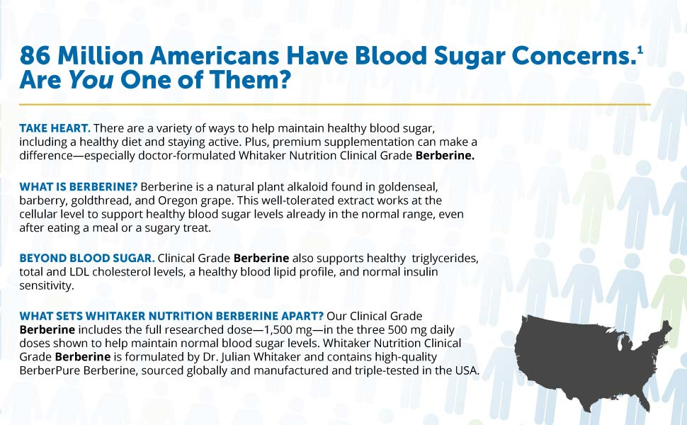 86 Million Americans Have Blood Sugar Concerns. Are You One of Them?