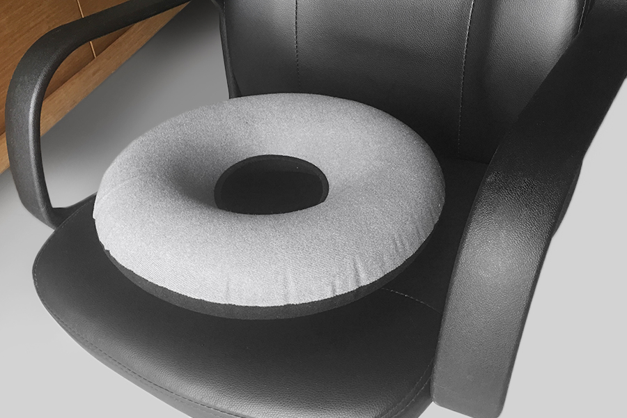 Amazon Com Inflatable Donut Seat Cushion Doctor