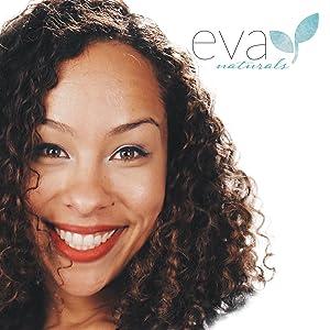Eva Naturals Hyaluronic Acid Serum anti-aging CoQ10 sagging elasticity Vitamin C E marigold radical