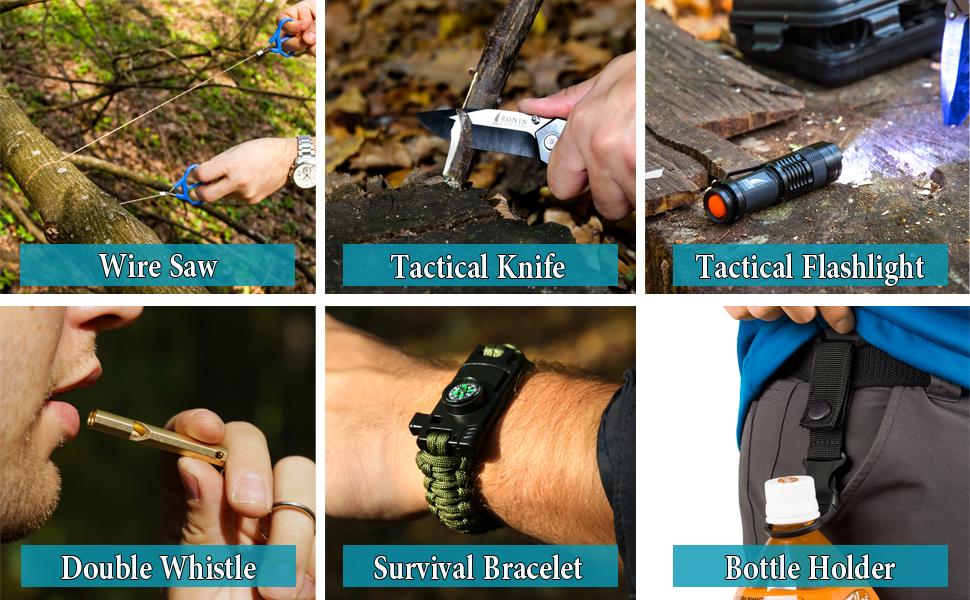 survior survical  survivalist surviver surviving teenage today traveler trekking value waistband 36