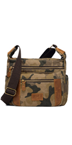 e5a76c1c8b Amazon.com   Kemy s Mens Toiletry Bag Leather Canvas Toiletries ...