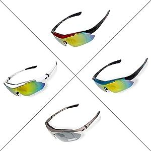 SAVADECK Polarized Sports Sunglasses