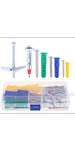 plastic anchor kit