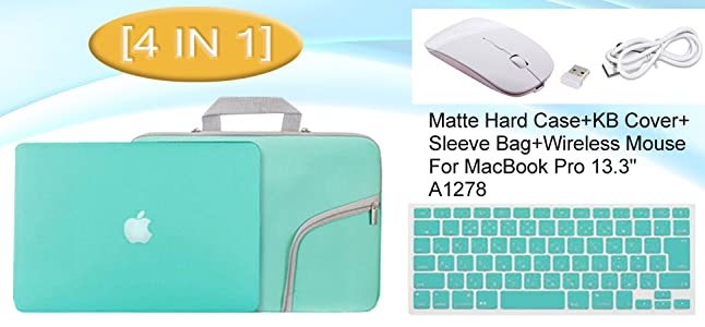 140b336020d9 Turquoise Matte Hard Case for MacBook Pro 13.3