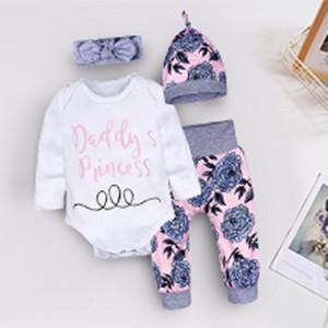 Amazon.com  Yilaku Eyelash Cute Newborn Baby Girl Clothes Top + ... 94f2cdfa8e