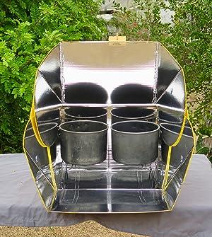All Season Solar Cooker Camper 11