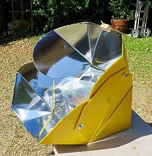 All Season Solar Cooker Camper 7