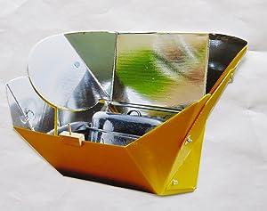 All Season Solar Cooker Camper 8