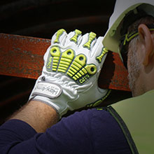 hexarmor chrome series cut protection