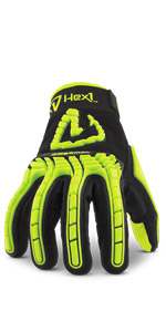 HexArmor Hex1® 2120 in Black and Tan