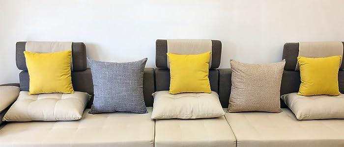Amazon.com: Find-In-Find cobertores para cojines de ...