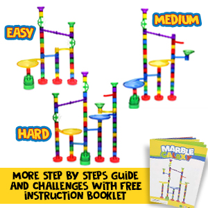 Marble Run Levels