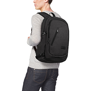 Amazon.com  Anti Theft Business Laptop Backpack with USB Charging ... 5b81fb3382