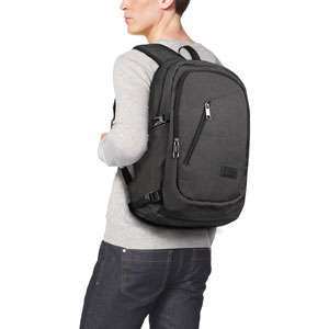 School bag Travel Bag Book bag Business Work Daypack Black