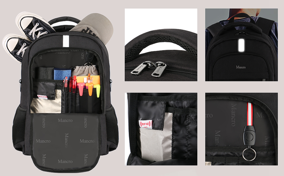 Laptop College Backpack