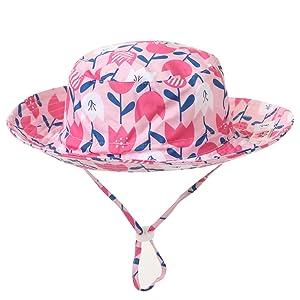 FEOYA Girls Boys Winter Warm Face Cove Hat Adjustable Windproof Skiing Cycling Mask 1-12Y