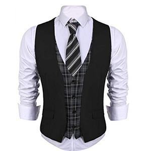 suit vest for men