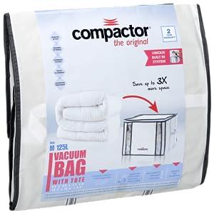 Amazon.com: Compactor Space Saver Solución de almacenamiento ...