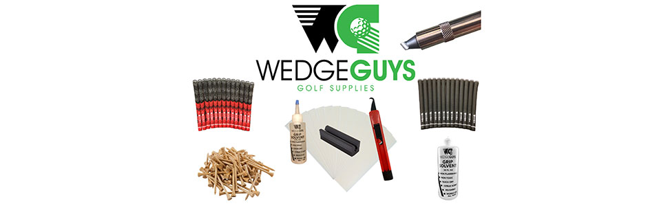 Wedge Guys golf club supplies and accessories